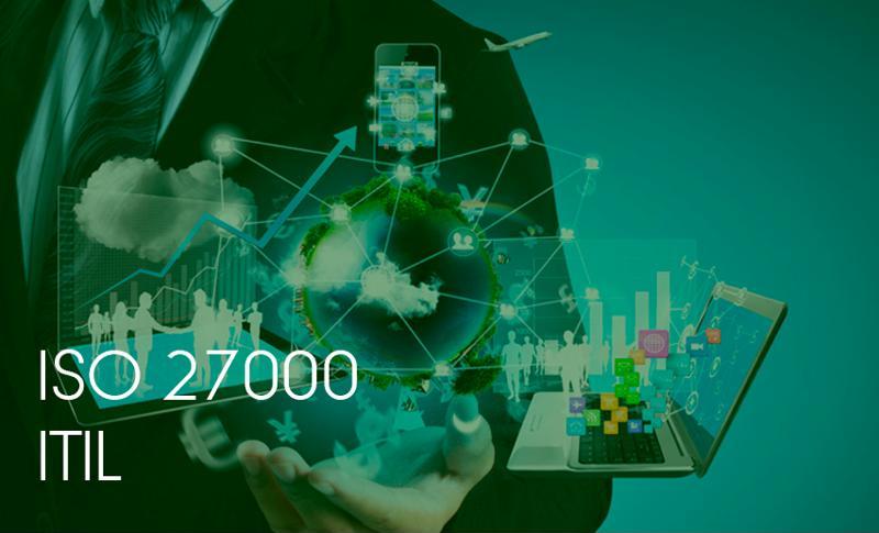 Tecnologia – ISO 27001