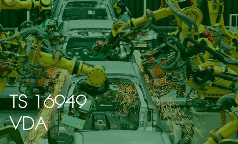 Ferramentas Automotivas – TS 16949